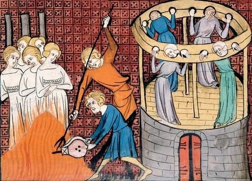 The History of Medieval Torture